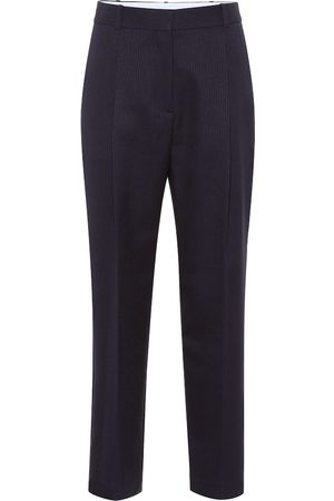 Chloé Women Pants - Mid-rise carrot pants