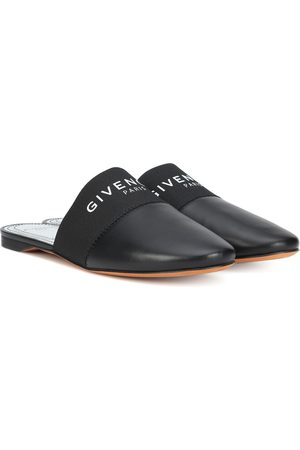 Givenchy Women Mules - Bedford leather slippers