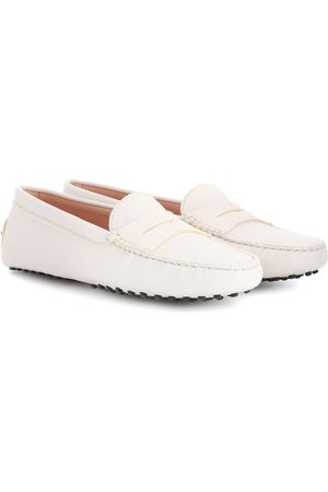 Tod's Women Loafers - Gommino leather loafers