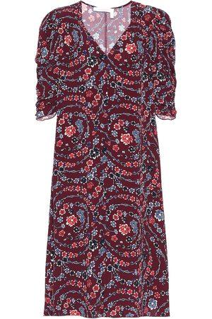 Chloé Women Printed Dresses - Floral-printed dress