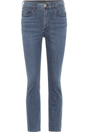 3x1 Women Straight - W3 Authentic straight jeans