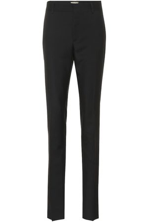 Saint Laurent Women Pants - Wool pants