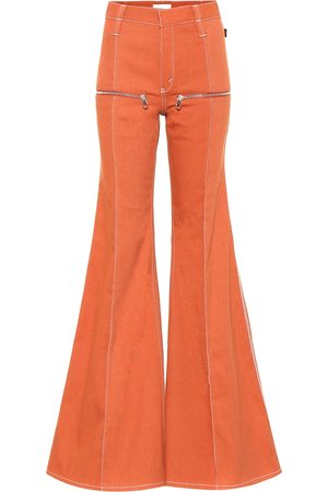 Chloé Women Bootcut - High-rise flared jeans