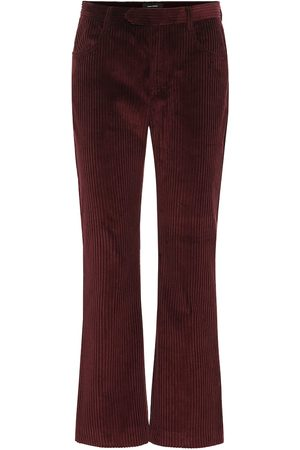 Isabel Marant Women Wide Leg Pants - Mereo high-rise flared pants