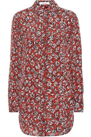 Dorothee Schumacher Women Shirts - Daydream Meadow silk-blend shirt