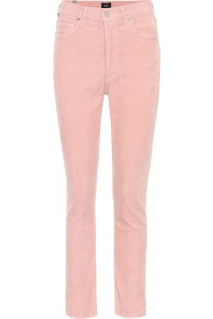 Citizens of Humanity Women High Waisted - Olivia high-rise corduroy jeans
