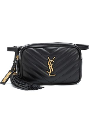 Saint Laurent Lou leather belt bag