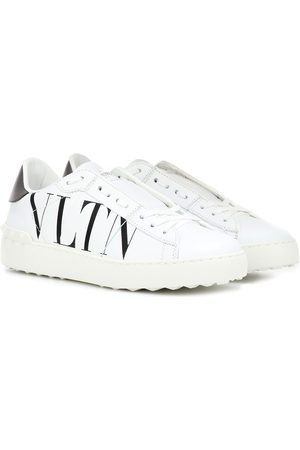Valentino VLTN leather sneakers