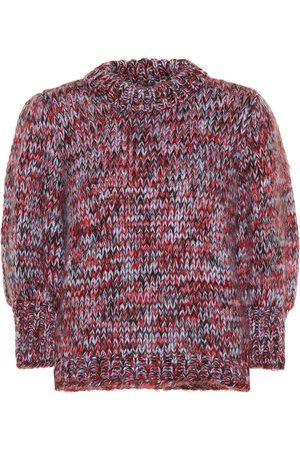 Ganni Women Sweaters - The Julliard mohair-blend sweater