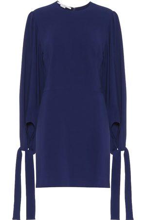 Stella McCartney Women Mini Dresses - Crêpe minidress