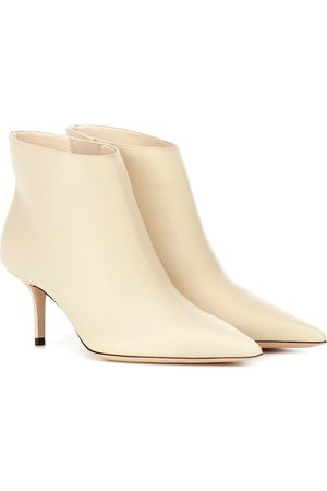 Jimmy choo Marinda 65 leather ankle boots
