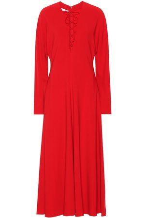 Stella McCartney Juliet stretch-cady dress