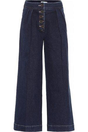 REJINA PYO Brodie high-rise wide-leg jeans