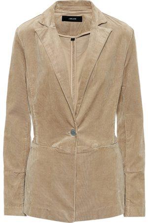 J Brand Women Blazers - Denise corduroy blazer