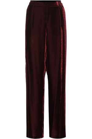 Stella McCartney Women Pants - Velvet pants