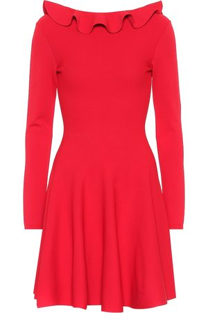 Valentino / Garavani Long-sleeved knit dress