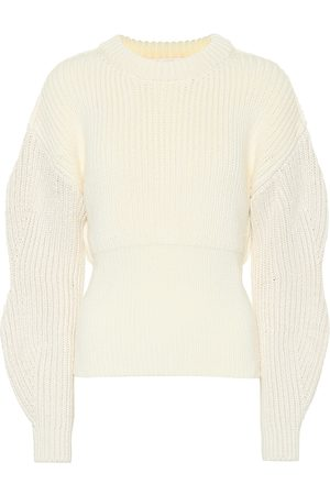 Chloé Wool and silk-blend sweater