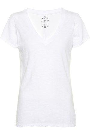 Velvet Lilith cotton T-shirt