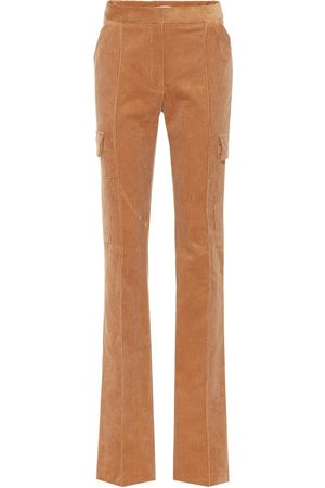 Stella McCartney Women Pants - Jamie corduroy pants