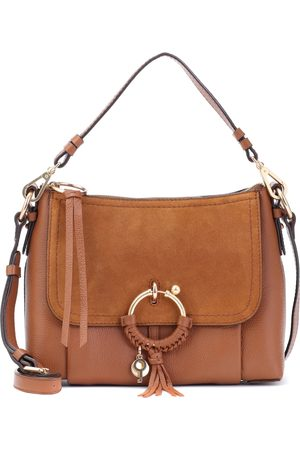 Chloé Joan Small leather shoulder bag