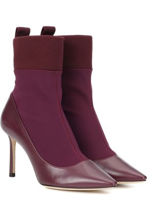 Jimmy Choo Women Ankle Boots - Brandon sock pumps