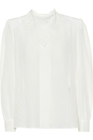 Fendi Silk blouse