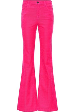 J Brand Maria corduroy flared pants