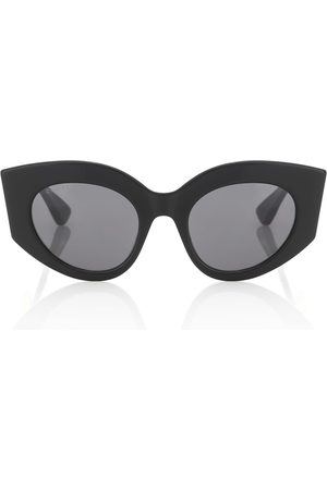 Gucci Oversized cat-eye sunglasses