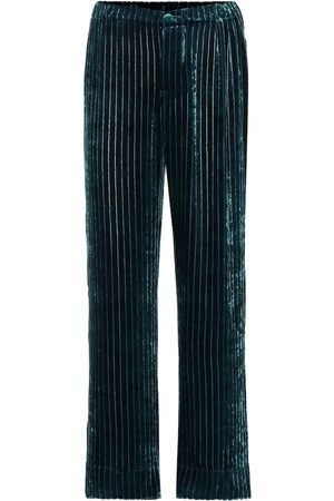 F.R.S For Restless Sleepers Etere velvet corduroy pajama pants