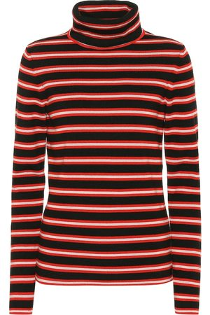 Moncler Striped wool-blend sweater