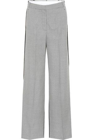 Stella McCartney Reine wool wide-leg pants
