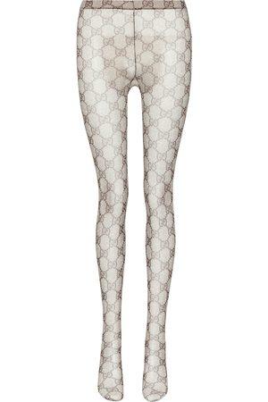 791b64e8761 Gucci Women Stockings - GG patterned tights