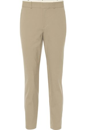 Ralph Lauren Cotton-blend pants