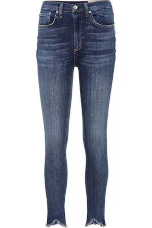 RAG&BONE High-rise skinny jeans