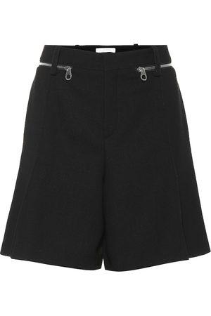 Chloé Women Shorts - Wool shorts