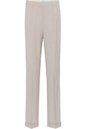 Altuzarra Gavi high-rise stretch-wool pants