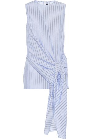 Joseph Alicia striped cotton top