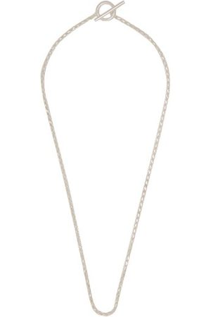ALL BLUES Rope Chain Sterling- Necklace - Mens