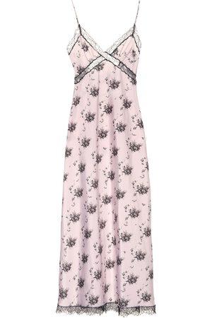 BROCK COLLECTION Floral maxi slip dress
