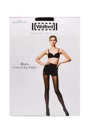 Wolford Women Stockings - Dots Tights - Womens