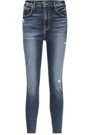 GRLFRND The Kendall high-rise skinny jeans