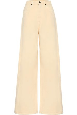 Goldsign Overfit high-rise jeans