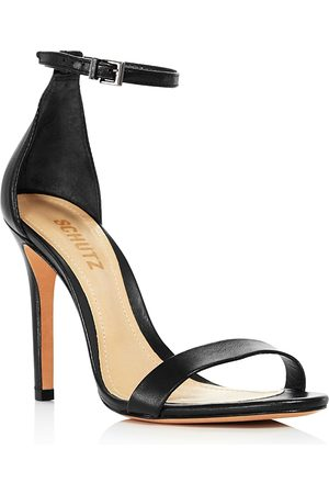 Schutz Women's Cadey Lee Ankle Strap High-Heel Sandals
