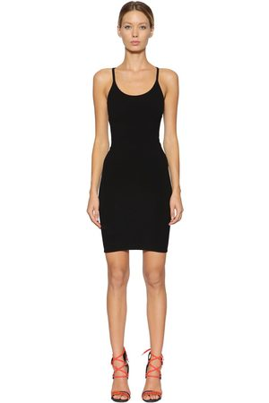 Dsquared2 Technical Knit Mini Dress