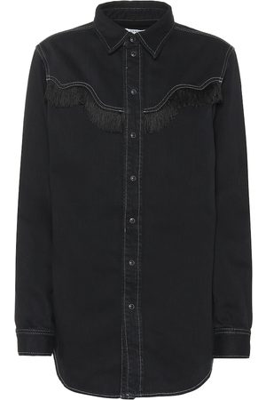 Ganni Denim shirt