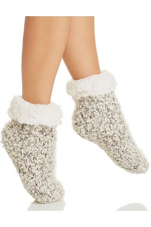Cejoli Cuffed Knit Slipper Socks