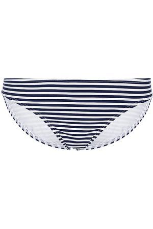 Tory Burch Striped bikini bottoms