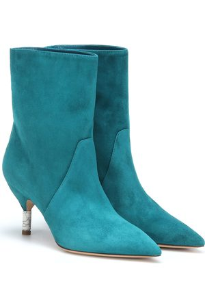 GABRIELA HEARST Mariana suede ankle boots