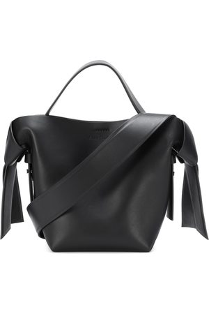 Acne Musubi Mini leather shoulder bag