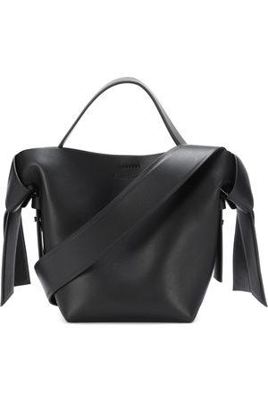 Acne Studios Women Shoulder Bags - Musubi Mini leather shoulder bag